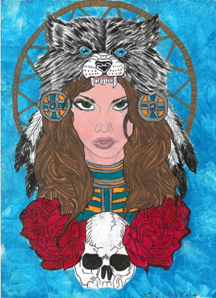 Warrior Princess by Catherine