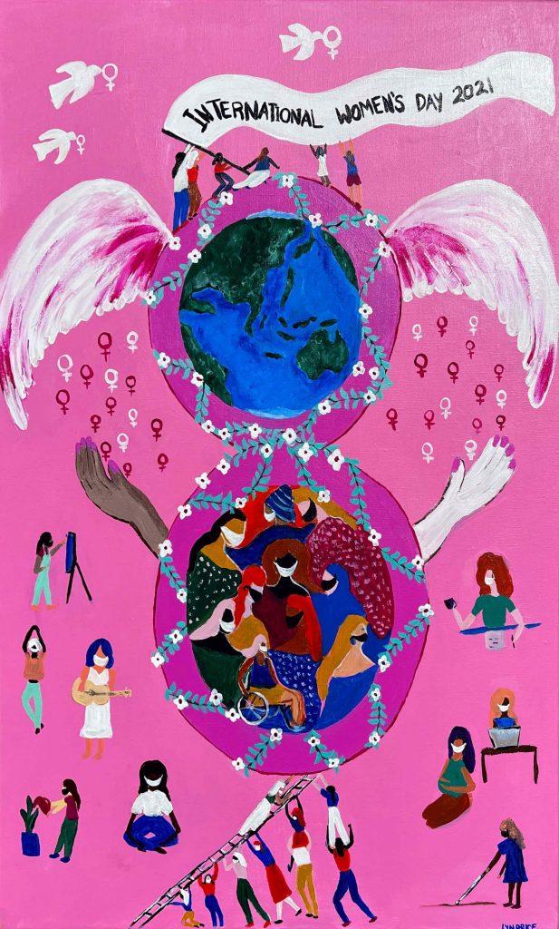 International Women`s Day by Lyn Price